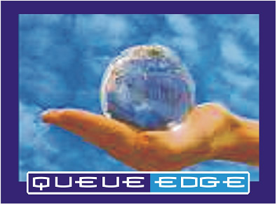 Queue Edge Logo